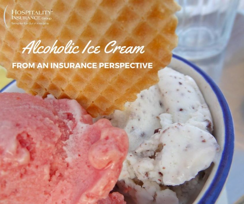 Alcoholic Ice Cream