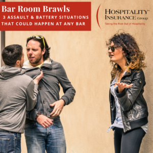 Bar Room Brawls 3 Assault & Battery Situations That Could Happen At Any Bar