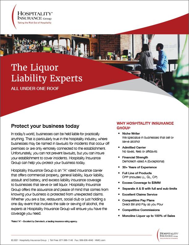 Hospitality Brochure Thumbnail